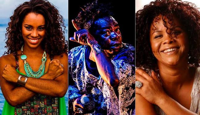 Nadjane Souza, Aloísio Menezes e Márcia Short fazem show