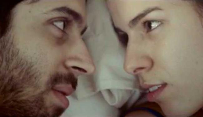 Ramon Lira e Louise Taynã, a Lula, protagonizam o vídeo - Foto: Reprodução | YouTube