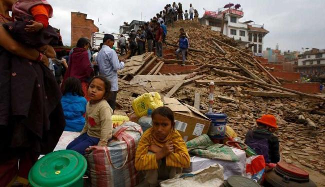Tremor de magnitude 6.6 atingiu a região menos de uma hora depois do primeiro - Foto: Agência Reuters