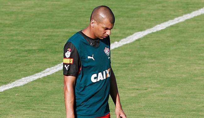 Neto Baiano: 'Como tiveram duas eliminações, tem que cair nas costas de alguém' - Foto: Joá Souza | Ag. A TARDE