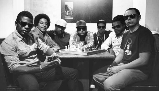 A banda OQuadro tem influências que variam de Filhos de Gandy à Fela Kuti e Michael Jackson - Foto: | Divulgação