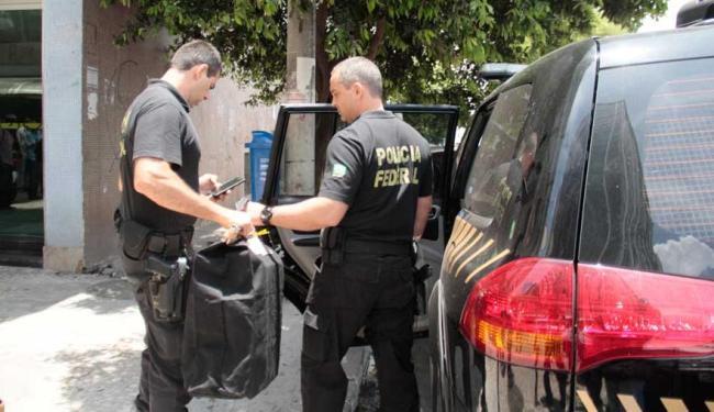 Objetivo da PF é priorizar o combate ao crime organizado - Foto: Edilson Lima | Ag. A TARDE