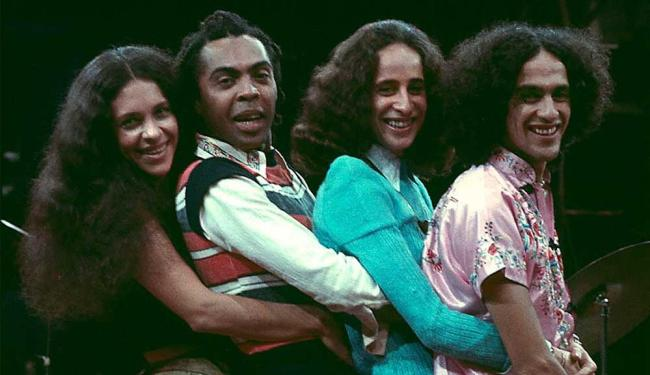 Encontro de Gal Costa, Gilberto Gil, Maria Bethânia e Caetano Veloso - Foto: Divulgação
