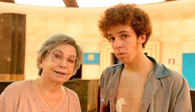 Beatriz Segall e João Cortes estão no elenco - Foto: Reprodução   TV Globo