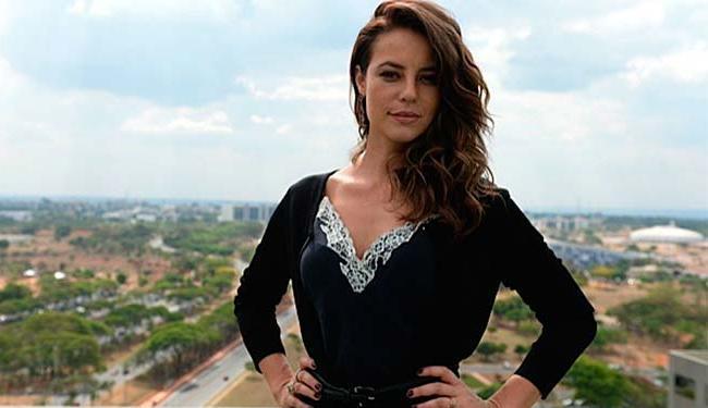 Forma física da atriz ficou em evidencia durante série da Globo - Foto: TV Globo | Divulgação
