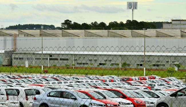 Neste ano, as montadoras já demitiram 3,6 mil trabalhadores - Foto: Nilton Cardin | Estadão Conteúdo