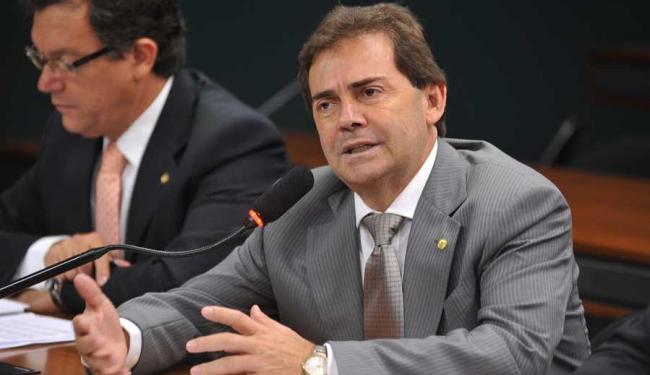 Paulinho deve receber no palanque da entidade o senador Aécio Neves (MG) - Foto: Leonardo Prado / Câmara dos Deputados