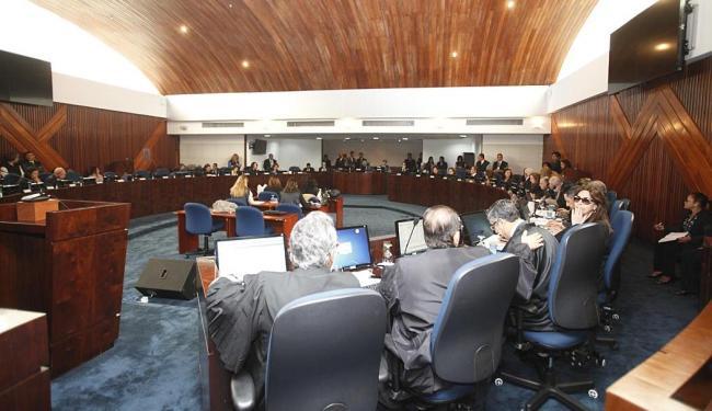 Tribunal de Justiça obteve aval do CNJ - Foto: Edilson Lima   Ag. A TARDE   30.07.2014