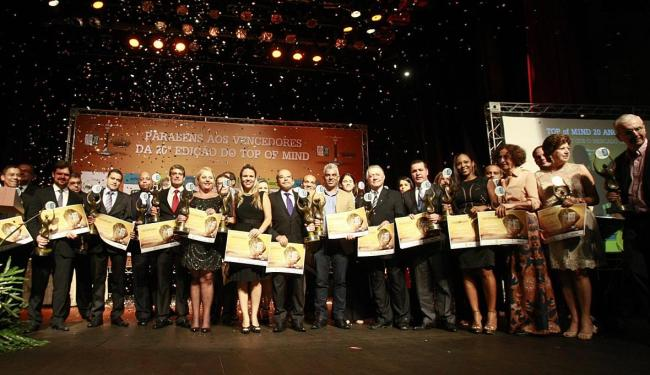 Premiados com o reconhecimento do mercado - Foto: Margarida Neide | Ag. A TARDE