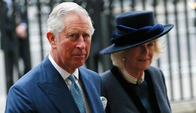Príncipe Charles e Camilla se casaram em 9 de abril de 2005 em uma breve cerimônia civil - Foto: Stefan Wermuth   Agência Reuters