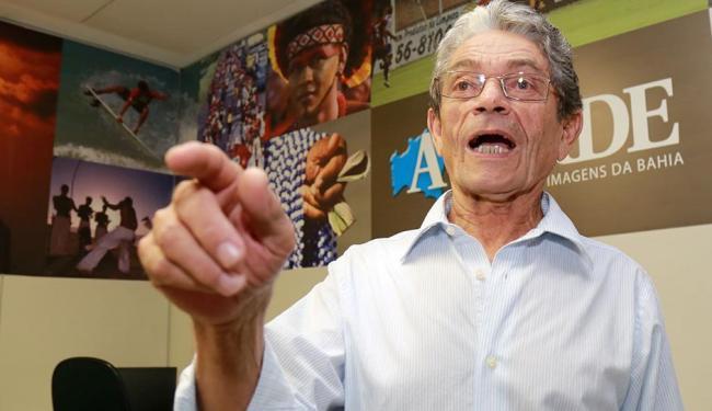 Raimundo Viana, presidente do Vitória - Foto: Joá Souza | Ag. A TARDE