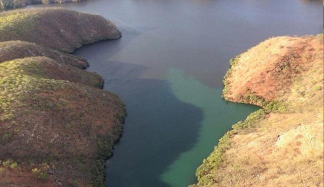 Mancha escura já atinge extensão de 34 km entre os estados da Bahia e Alagoas - Foto: Ermi Ferrari l Divulgação