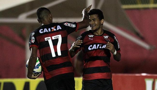 O gol do Leão na partida foi do atacante Rogério - Foto: Lúcio Távora | Ag. A TARDE