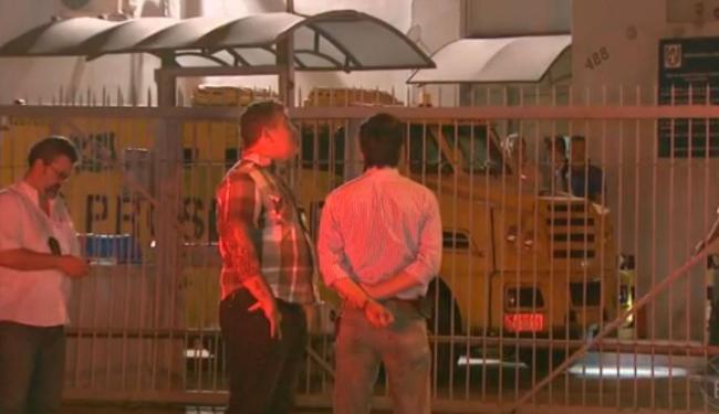 Informações preliminares dão conta de que cerca de R$ 6,7 milhões foram roubados - Foto: Reprodução   EPTV