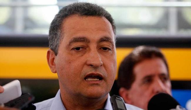 Rui solicitou reuniões com ministros da Integração Nacional e Defesa Civil - Foto: Luiz Tito | Ag. A TARDE