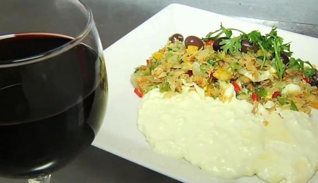 O prato é uma ótima pedida para a Semana Santa - Foto: Reprodução   Vídeo   SambaAds