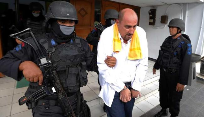 Serge Atlaoui está entre os 10 estrangeiros programados para serem executados nos próximos dias - Foto: Agência Reuters