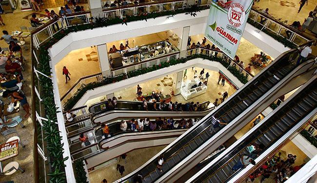 Funcionamento dos shoppings sofre mudanças - Foto: Margarida Neide   Ag. A TARDE