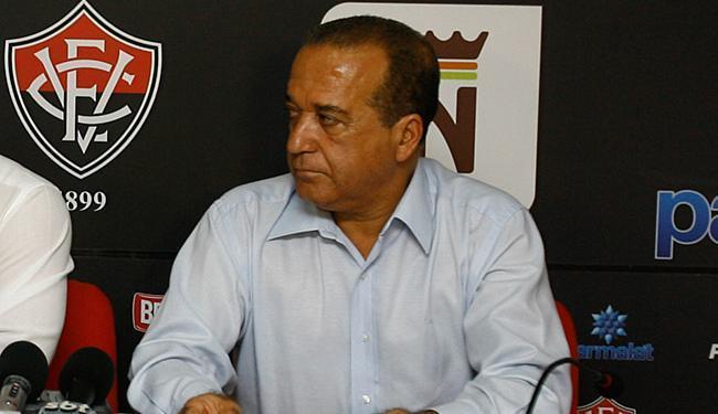Silvoney quer eleições diretas para presidente no próximo ano - Foto: Fernando Amorim   Ag. A TARDE