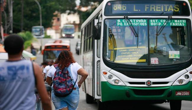 Em Itabuna, 90 vagas estão sendo disponibilizadas para motorista de ônibus rodoviário - Foto: Joá Souza | Ag. A TARDE