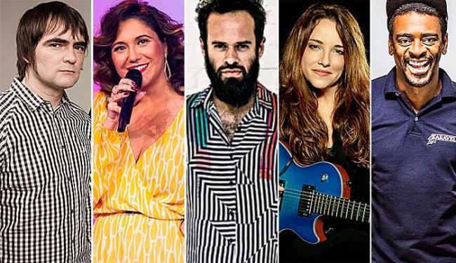 Skank, Maria Rita, Marcelo Jeneci, Ana Carolina e Seu Jorge estão na programação - Foto: Divulgação