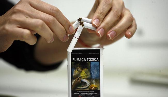 Vacina promete reduzir o vício em cigarro - Foto: Fernando Amorim | Ag. A TARDE | 30.05.2011