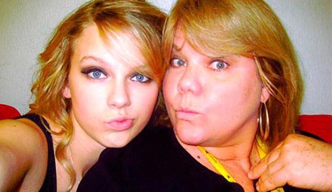 Taylor pede para os fãs cobrarem aos seus pais
