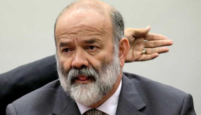 João Vaccari Neto depôs durante 7 horas em sessão tumultuada na CPI - Foto: REUTERS/Ueslei Marcelino