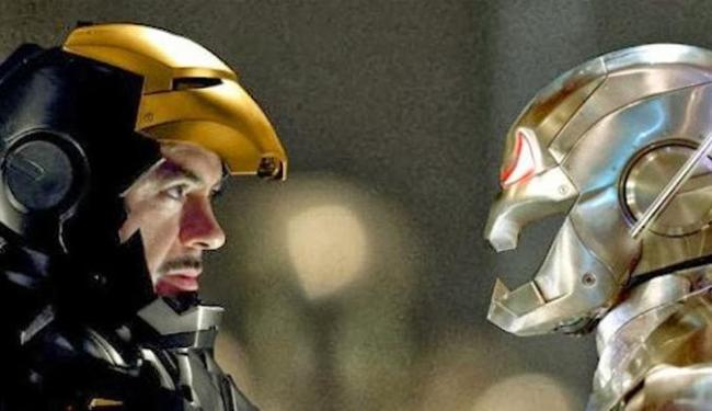 Na cena os dois ficam frente a frente - Foto: Divulgação