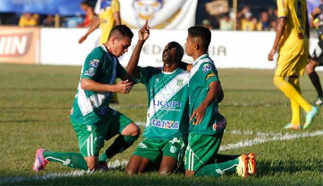 Com a segunda melhor campanha, o Conquista terá que tirar a vantagem de dois empates do Bahia - Foto: Eliezer Oliveira | Divulgação l ECPP
