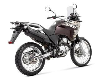 Modelo ganha motor flex - Foto: Divulgação Yamaha