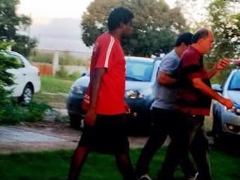 Professores foram presos por estuprarem 10 alunos de escola de futebol - Foto: Divulgação | Polícia Civil | MT