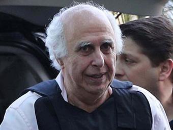 O ex-médico Roger Abdelmassih foi preso no Paraguai - Foto: Estadão Conteúdo