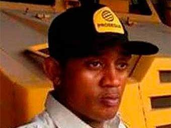 Internautas compartilharam foto de José Fernando como culpado pelo crime - Foto: Foto leitor | WhatsApp