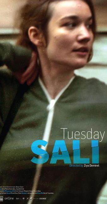 Cartaz do curta-metragem Sali, dirigido pelo diretor turco Ziya Demirel - Foto: Divulgação