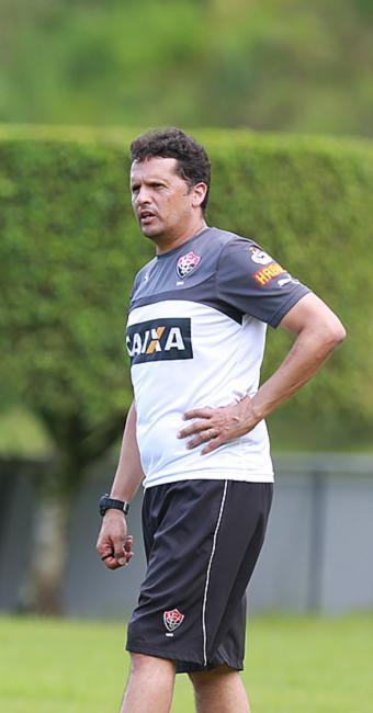 'O Vitória está entrando na competição entre 50% e 70% de sua capacidade', diz o técnico - Foto: Joá Souza | Ag. A TARDE