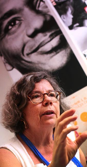 Para a diretora Chica Carelli, a ascensão dos negros expôs um racismo que estava escondido - Foto: Fernando Vivas | Ag. A TARDE
