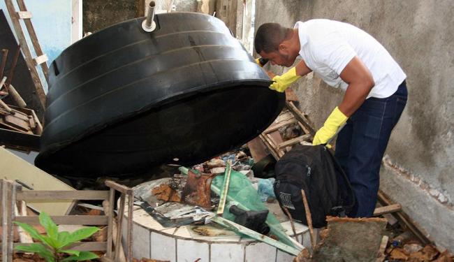 Ação de combate à dengue na capital envolve cerca de 1.700 servidores da SMS - Foto: Secretaria Municipal da Saúde | Divulgação