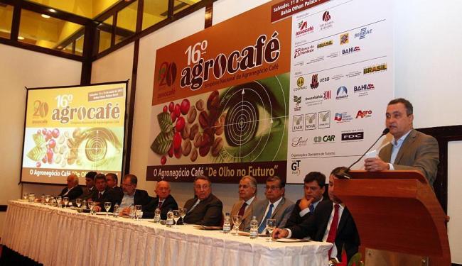 16º Simpósio Nacional do Agronegócio Café reúne empresários e produtores do setor - Foto: Edilson Lima | Ag. A TARDE