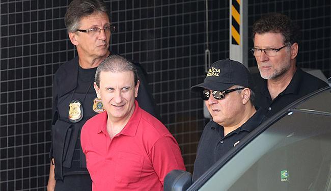 Doleiro foi condenado a cinco anos de prisão por lavagem de dinheiro - Foto: Rodolfo Buhrer l La Imagem l Fotoarena l Folhapress