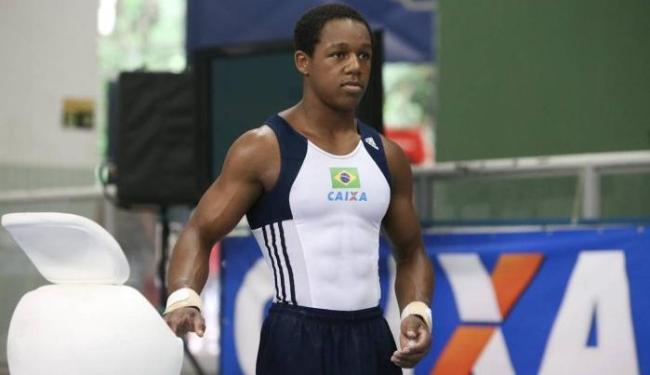 CBG anunciou o afastamento por 30 dias dos atletas que ofenderam Ângelo (foto) - Foto: Ricardo Bufolin | CBG