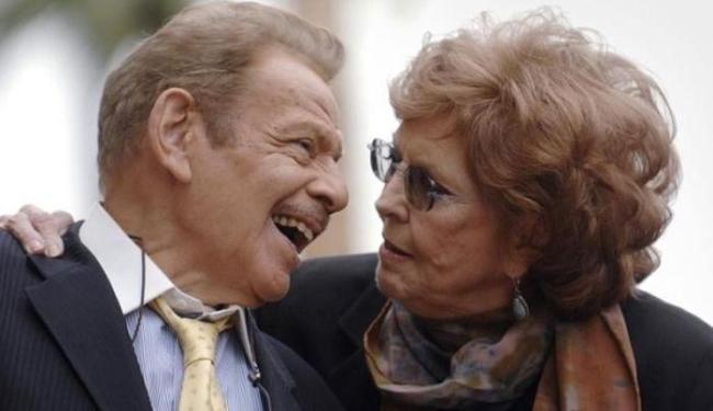Anne e Jerry Stiller foram casados por 61 anos - Foto: Phil McCarten | Reuters