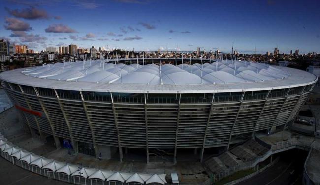 Justiça determinou o cancelamento de shows no estádio - Foto: Fernando Vivas | Ag. A TARDE