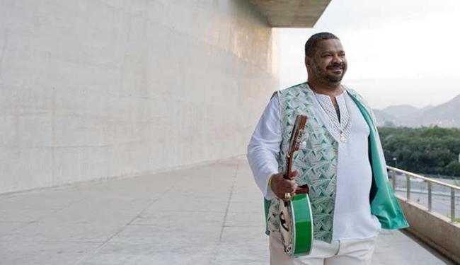Arlindo Cruz vai apresentar o melhor do samba em show - Foto: Washington Possato | Divulgação