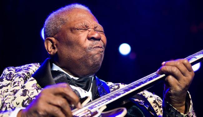 Filhas de B.B. King afirmam que o músico foi envenenado - Foto: Valentin Flauraud | Agência Reuters