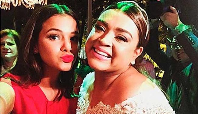 Incidente com Bruna Marquezine foi na entrada da festa de casamento de Preta - Foto: Reprodução | Instagram