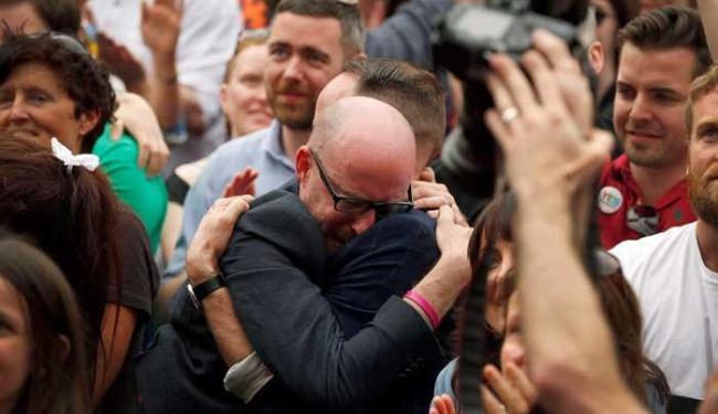 A Irlanda torna-se o 19º país - o 14º na Europa - a legalizar o casamento gay - Foto: Agência Reuters