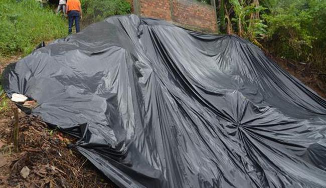 Desde a segunda semana do mês de abril Candeias vem sofrendo com fortes chuvas - Foto: Rerprodução | Ascom Candeias