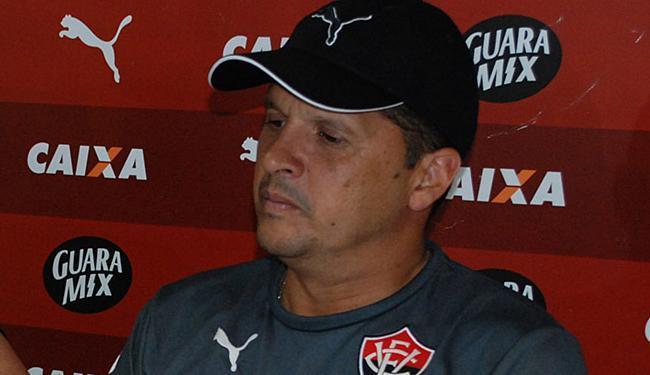 Claudinei Oliveira admitiu alívio com triunfo, mas quer evolução - Foto: Divulgação l Francisco Galvão