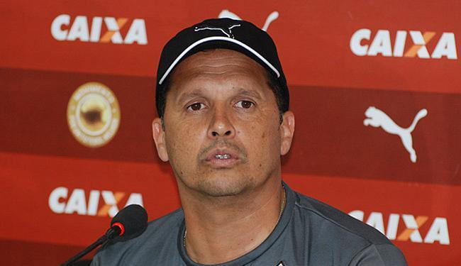 Treinador deixa comando do rubro-negro após eliminações - Foto: Francisco Galvão l Divulgação